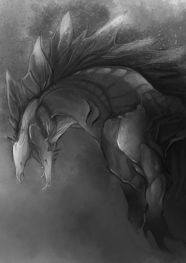 Monster Design by Delta-Hexagon