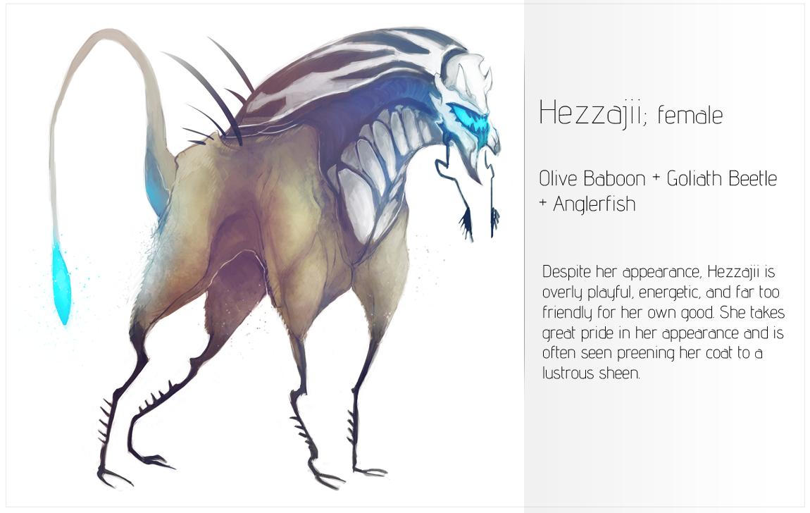 TMM: Hezzajii by Delta-Hexagon