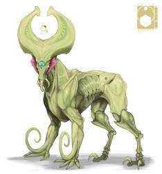 Behemoth Fullbody by Delta-Hexagon
