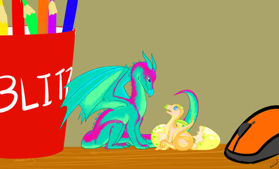Stream Request 1: Pocket Dragons