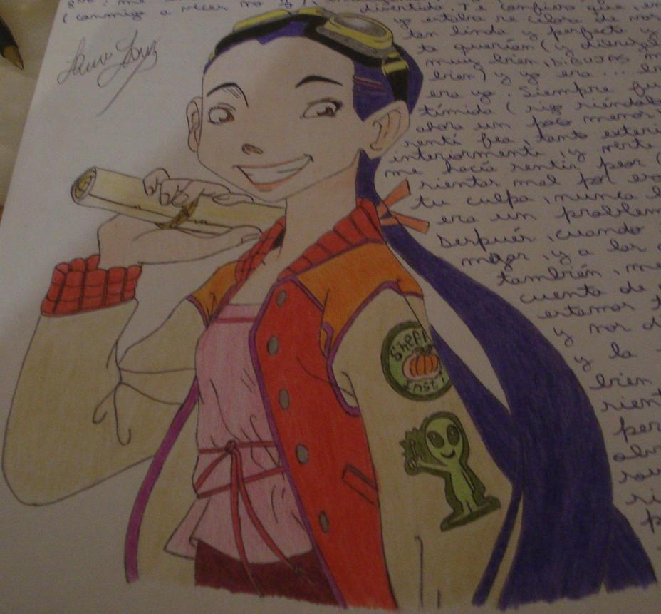 Hay Lin by aomehigurash92