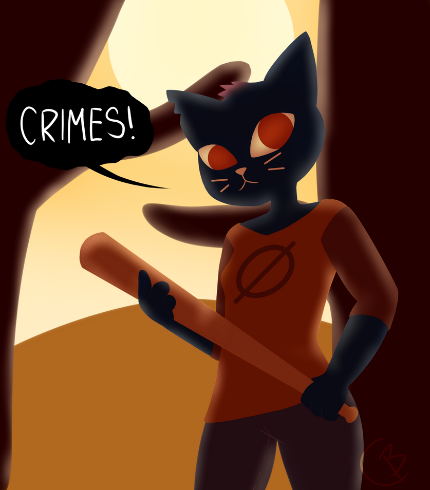 CRIMES! by LiarClary