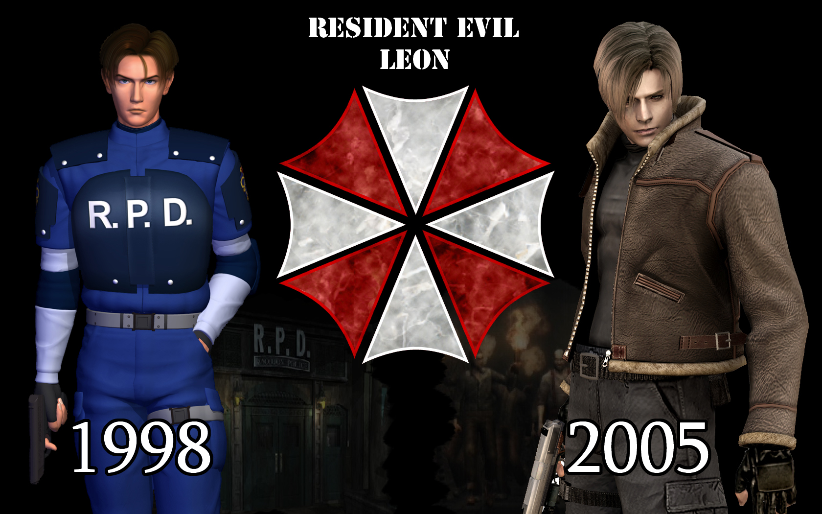 Resident Evil algo de informacion
