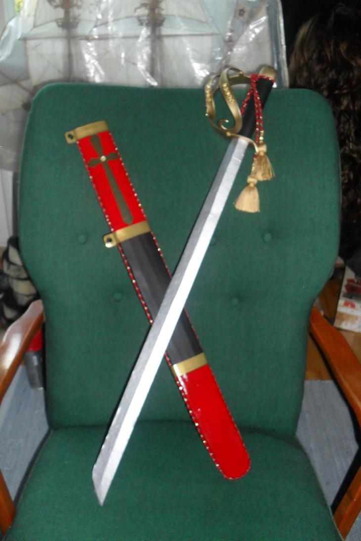 integra s sword by mollamaija on deviantart