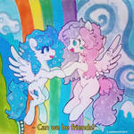 Can we be friends? by LimonChungo