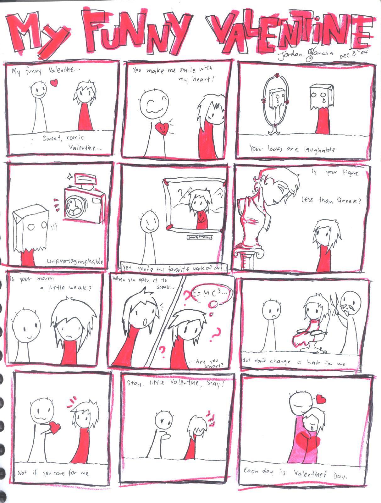 ... My Funny Valentine... By MidniteBLAZE