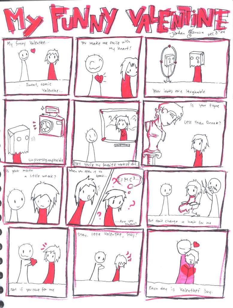 My Funny Valentine... By MidniteBLAZE ...