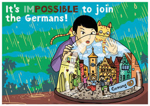 Join the Germans