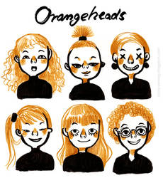 Orangeheads