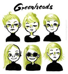 Greenheads