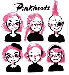 Pinkheads