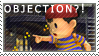 :.STAMP::Ness OBJECTION.: by LordOfPastries
