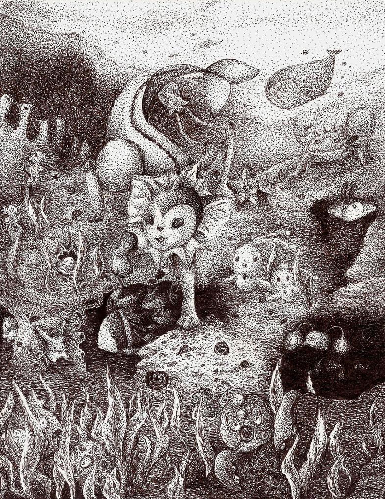 :.Under Da Sea.: by LordOfPastries