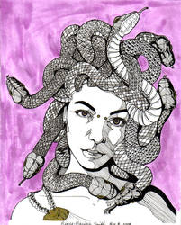 Medusa by LuscyArt