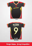 Victory Blade - New Honda Blade Jersey Contest by ReedONEZ