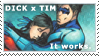 DCStamps.DickxTim by Aleksandros