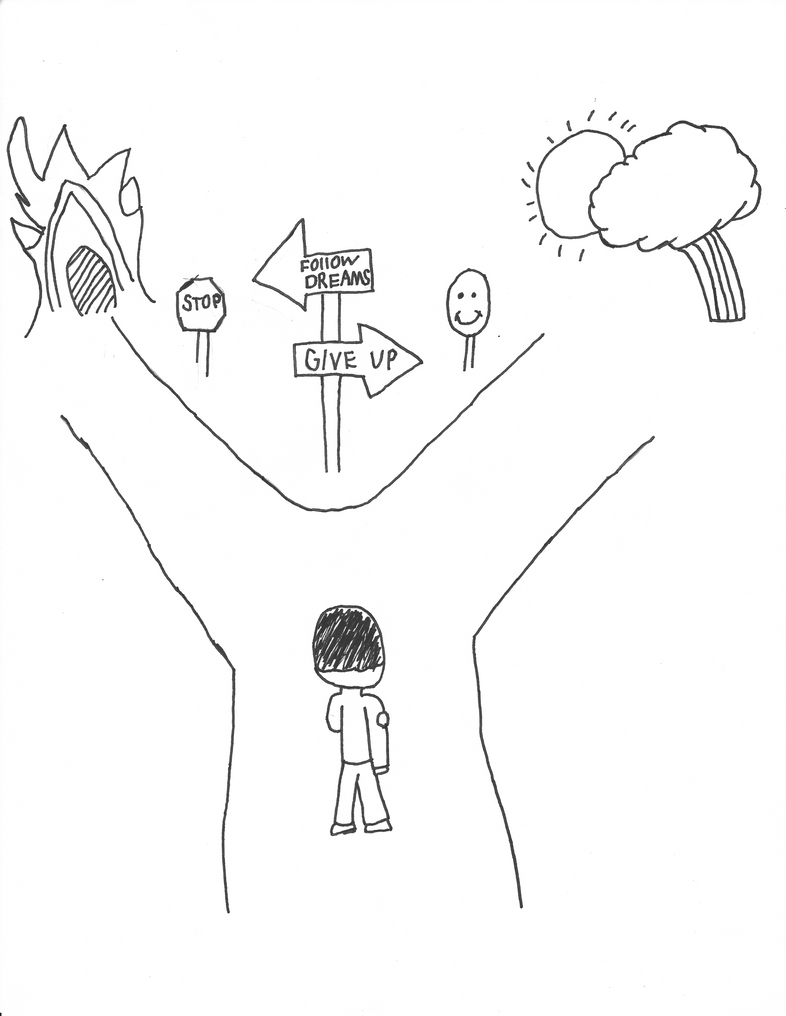 The Split Path by LordChaoJunior