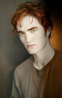 Edward Cullen by luv-fiiona