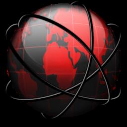 Red Globe Icons By Freak69ize On Deviantart