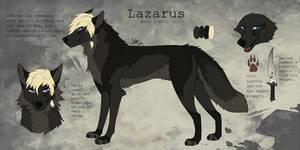 Lazarus - Ref Sheet
