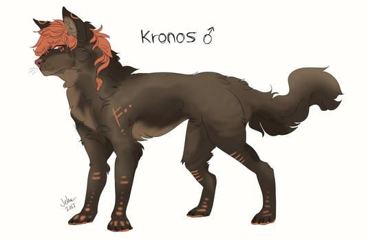 Kronos - ref sheet