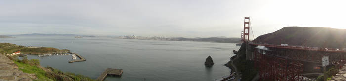 Vista Point Overlook Pano by mialuvx3