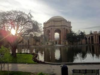 Palace of Fine Arts by mialuvx3