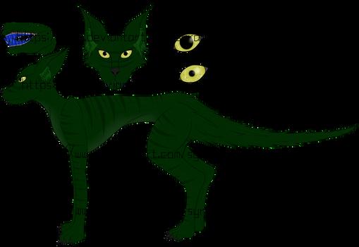 [Animals of Ditee-ath] Leox