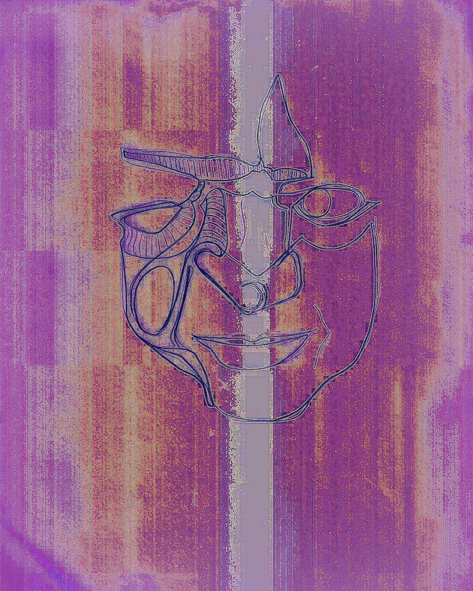 Mind Meld, Purple by MadGardens