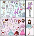 dress up dolls pt.1