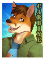 Carbine badge by TygurStar