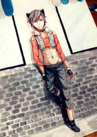 Commission: Luxiella by Yukieru