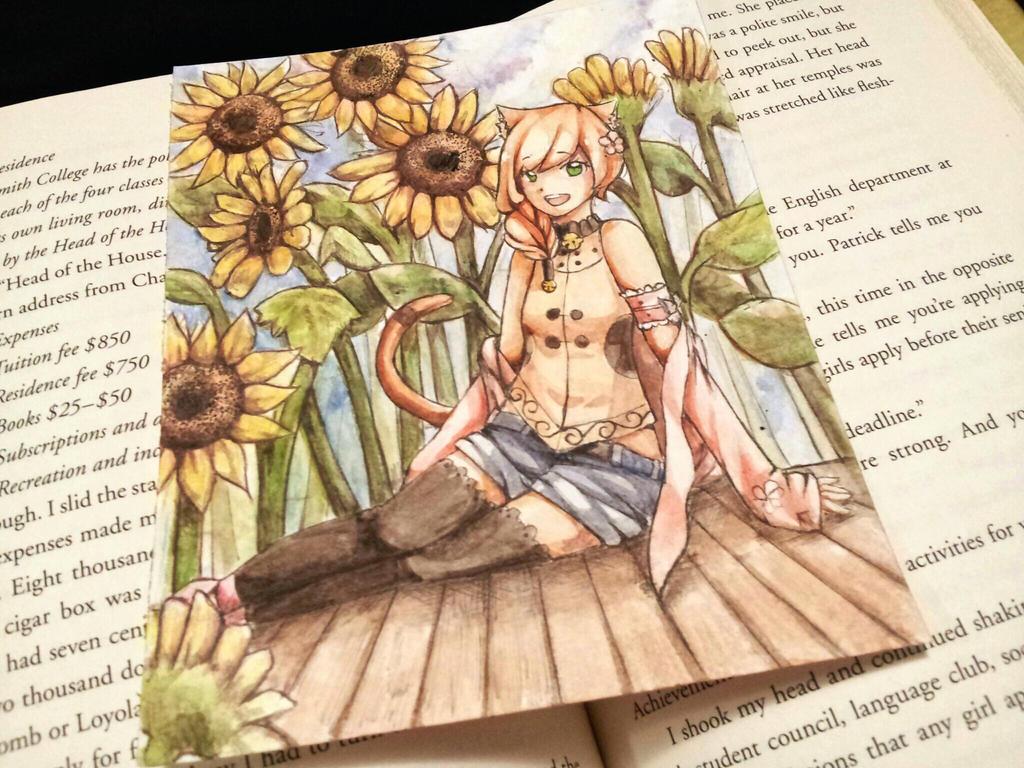 [ AT ] Celiry by Yukieru