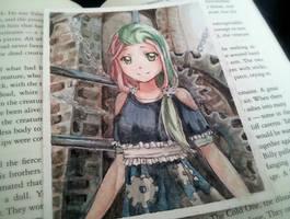[ Commission ] Juuyo by Yukieru