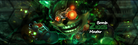 Bomb Master - Ziggs - League of Legends by Grycio