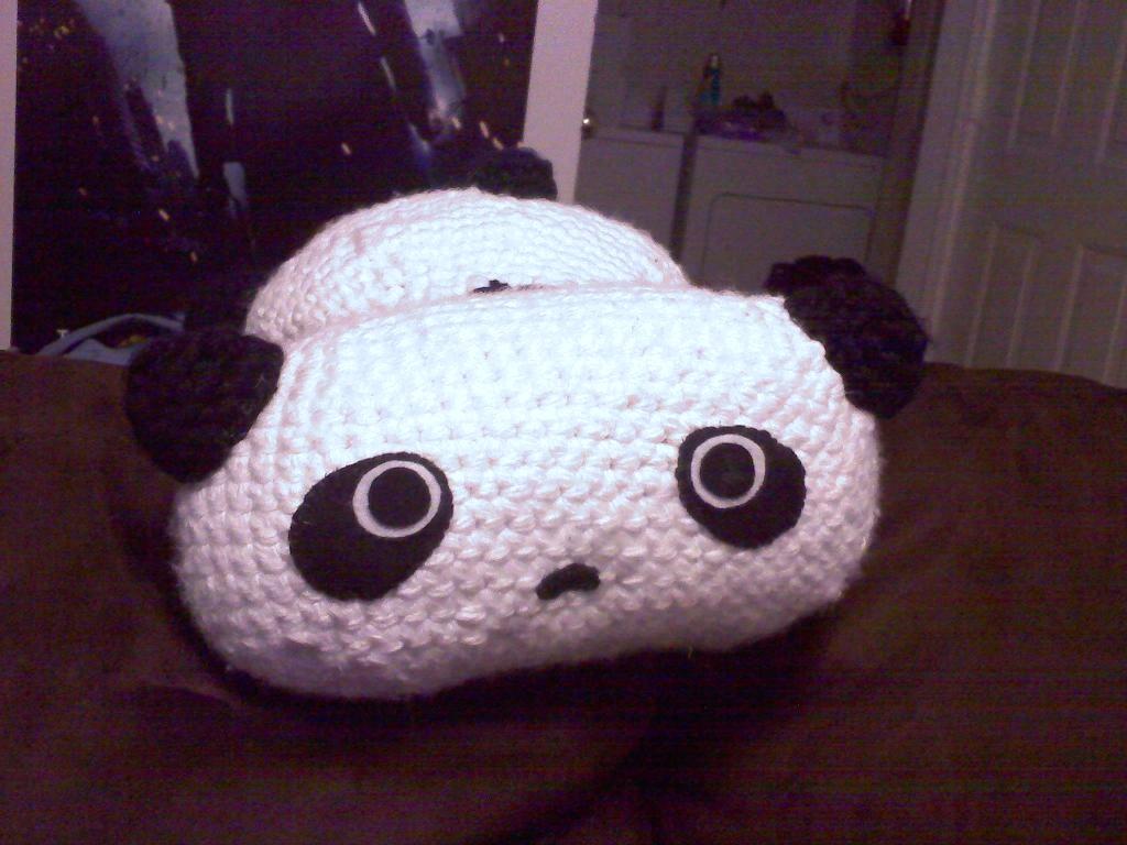 Amigurumi Tarepanda : Tare Panda Amigurumi by TheHarley on DeviantArt