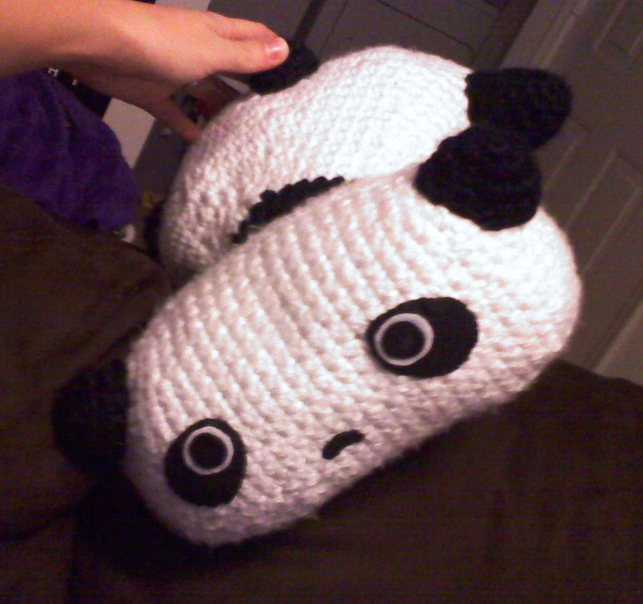 Amigurumi Panda Ohje : TarePanda Amigurumi Other View by TheHarley on DeviantArt