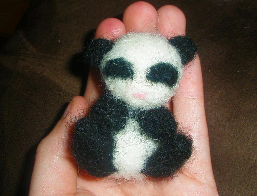Pin baby panda tattoo by michael james fantasy ink studio for Baby panda tattoo