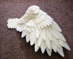 Cosplay Wings WIP3 by TheHarley