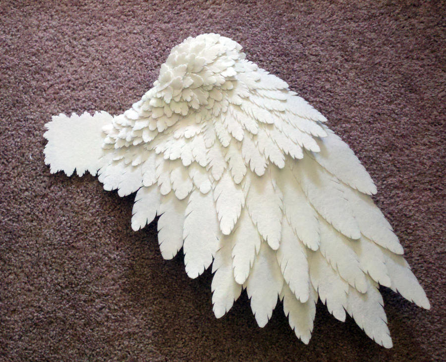 how to build angel wings