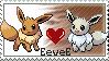 Eevee Stamp by TheHarley