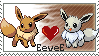 Eevee Stamp by TheHarley