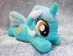 Lyra Heartstrings Mini Plush MLP:FiM