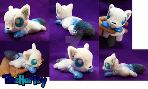 Stardust Fox (Aquila) Plush Beanie
