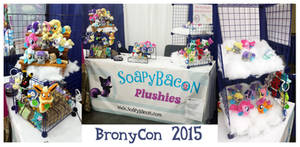 BronyCon Booth 2015