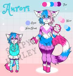 Aurori Ref Sheet