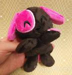 Chocolate Bubblegum Puppers Beanie