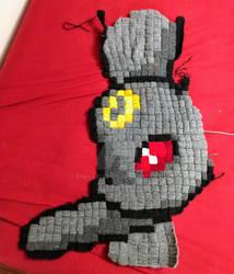 Umbreon Blanket Part 5