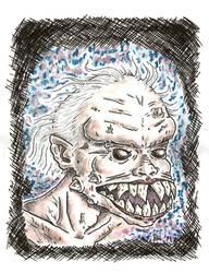 Portaits of Horror #1: Type One Vampire