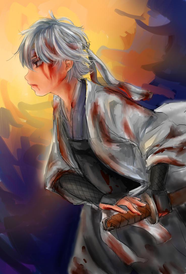 Shiroyasha by ninjaorangexD
